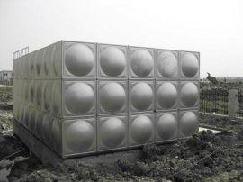 304不锈钢生活水箱 不锈钢成套供水设备