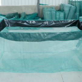 网箱养殖网  网片网箱定做龙虾养殖渔网泥鳅