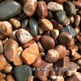 鹅卵石**报价 鹅卵石滤料 污水处理鹅卵石