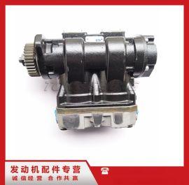 康明斯柴油机发动机双缸空压机气泵 4933782