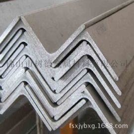 304不锈钢拉丝角钢 304光亮面角钢