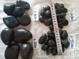 山西黑色鵝卵石   永順黑色礫石