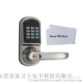 智能家居电子锁 办公酒店感应密码门锁