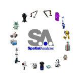 SpatialAnalyzer 高性能工業測量軟體