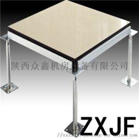 陶瓷防静电地板使用寿命长达60年,陶瓷架空地板价格,防静电地板厂家