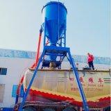 鋼板庫水泥卸料氣力輸送機自吸無塵抽灰機爐灰粉裝車機