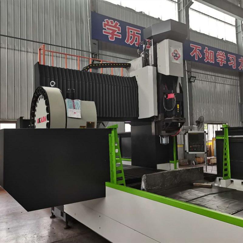 2米数控龙门铣床广东龙门加工中心