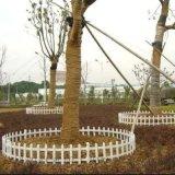 廣西柳州綠化用柵欄 pvc草坪護欄pvc圍牆護欄