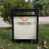 北京市别墅区室内阳台灯不锈钢景观草坪灯仿云石景观灯
