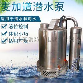 CSSF-250自动抽水泵地下室水池排水泵
