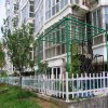 内蒙古乌海绿化护栏报价 公园草坪护栏