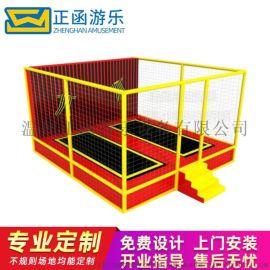 幼儿园儿童室内外蹦床户外蹦蹦床游乐场设备公园跳跳床