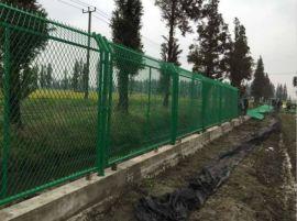 市政工程道路护栏网公路边框护栏绿化带隔离菱形网