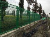市政工程道路護欄網公路邊框護欄綠化帶隔離菱形網