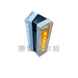 云南隧道LED轮廓标 双面反光膜 隧道LED灯具