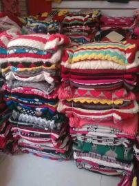 地攤兒童毛衣批發庫存小孩毛衣