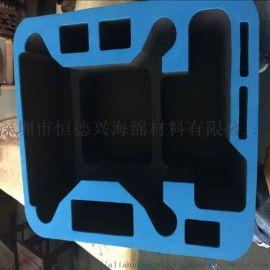 精雕工具箱EVA内衬 防EVA内托雕刻一体加工定制