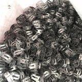 反萃取塔用QH-1扁环填料304/316L梅花扁环