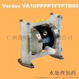气动隔膜泵VA10PPPPTFTFTB00
