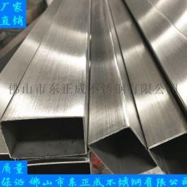 四川不锈钢方管 316不锈钢方管 不锈钢方矩管
