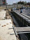 現場安裝-地埋式消防水箱一體化泵站
