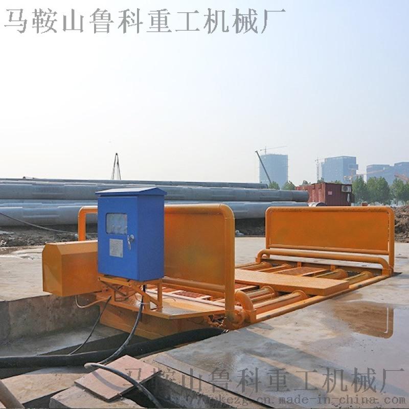 150吨洗轮机的零部件坏了怎么办-先判断情况