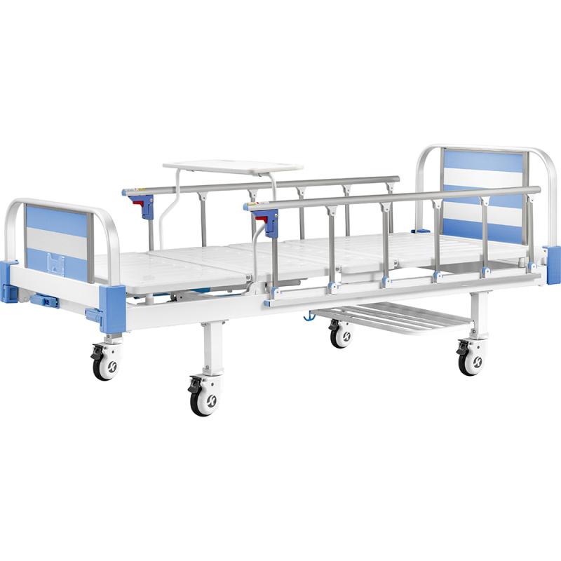 T2k5y-f1 两功能手动医疗护理床 手动病床
