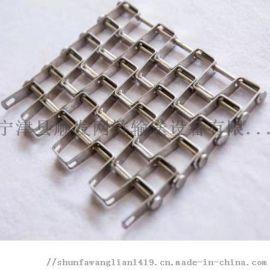 非标定制不锈钢长城网带