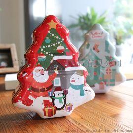 聖誕樹禮品盒糖果盒樹形180*150*65mm