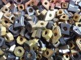南通回收數控刀片,廢舊合金銑刀鑽頭等廢料