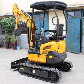 小型挖掘机直销厂家 挖掘机 果园挖坑机