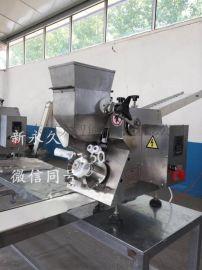 仿手工全自动饺子机厂家 多功能家用商用速冻水饺机器