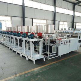 油皮机手工 生产豆皮机机器 利之健lj 大型豆腐皮