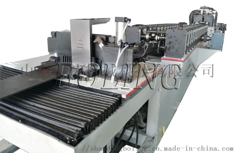配电箱钣金滚压成型生产线