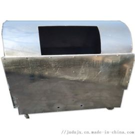 塑料造粒机制造加工机械厂 废旧泡沫液化气熔化坨机