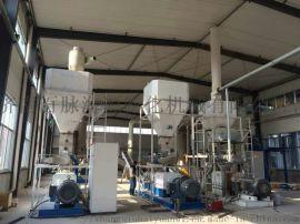 百脉海源时产1500公斤大型预糊化淀粉生产加工设备膨化机