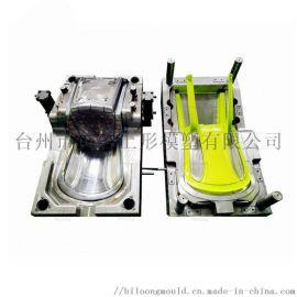 黄岩塑料注塑家居日用品模具,塑料椅成人椅模具