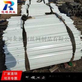 南昌厂家直销道路锌钢护栏网 双弯锌钢护栏网