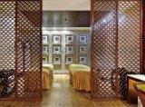 歐式花格輕奢客廳隔斷 別墅酒店玄關裝飾
