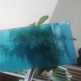 泰安宁阳10mm阳光板双层阳光板