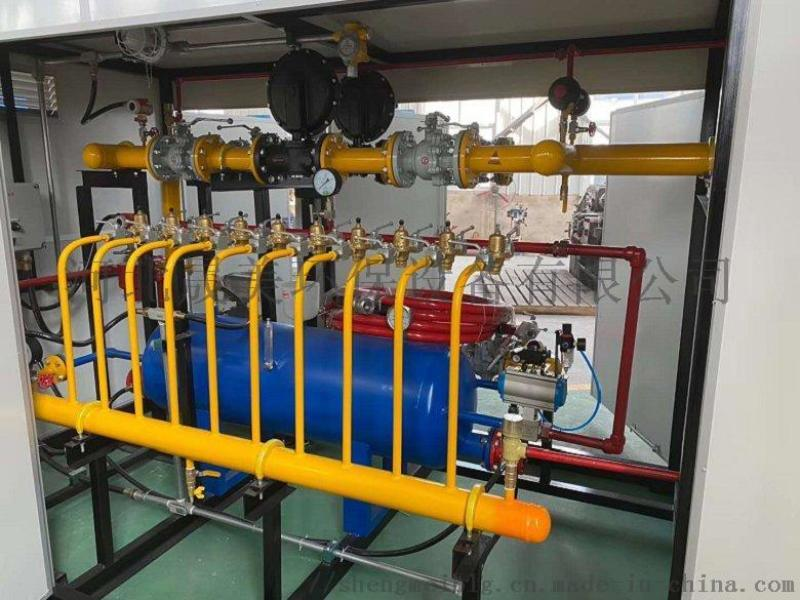 供应燃气调压柜 区域调压柜 直燃式调压箱 厂家