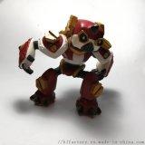 廠家定製 正義機車俠*人聯盟2變形機器人玩具