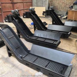 厂家直销英国600集团数控车床排屑器