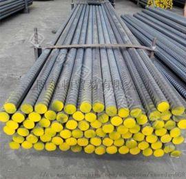 南充  40精轧螺纹钢  梯形扣丝杠厂家