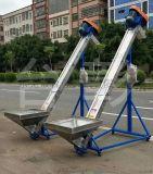 厂家直供垂直螺杆螺旋上料机 塑料螺旋输送机 呼伦贝尔垂直螺旋提升