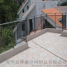 锌合金楼梯扶手 小区隔离栏杆 阳台护栏