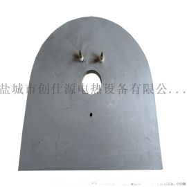 异型铸铝加热板 耐压铸铝加热板