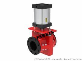 美国FAWKES福克斯 进口气动管夹阀