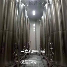 5吨不锈钢发酵罐,304调味品储存罐优质商家