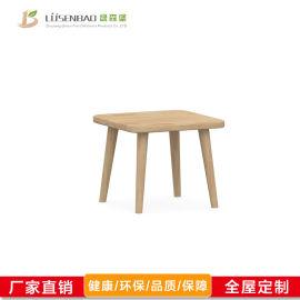 儿童学习桌椅_幼儿园家具_四方桌-绿森堡厂家直销